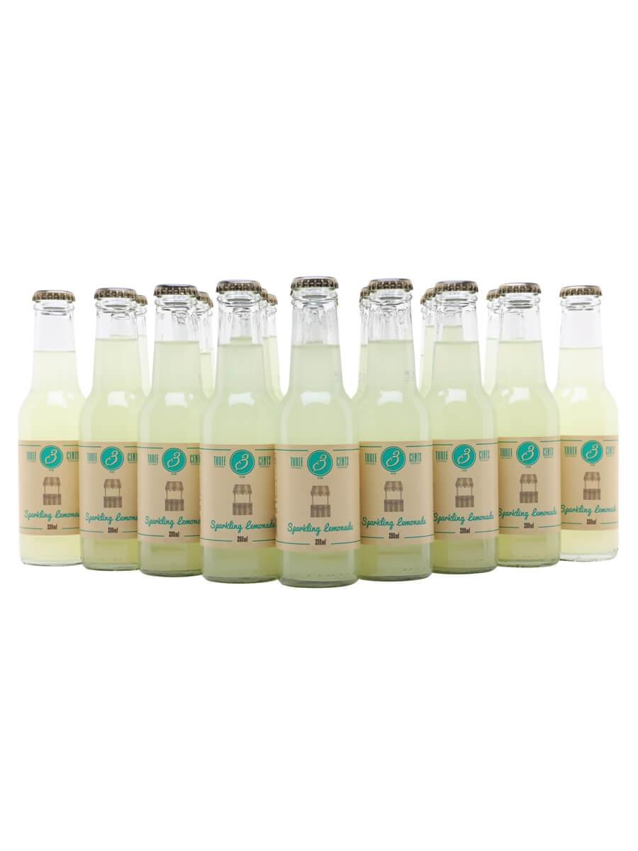 Three Cents Lemonade / Case of 24 Bottles