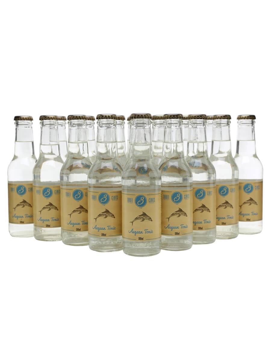 Three Cents Aegean Tonic / Case of 24 Bottles