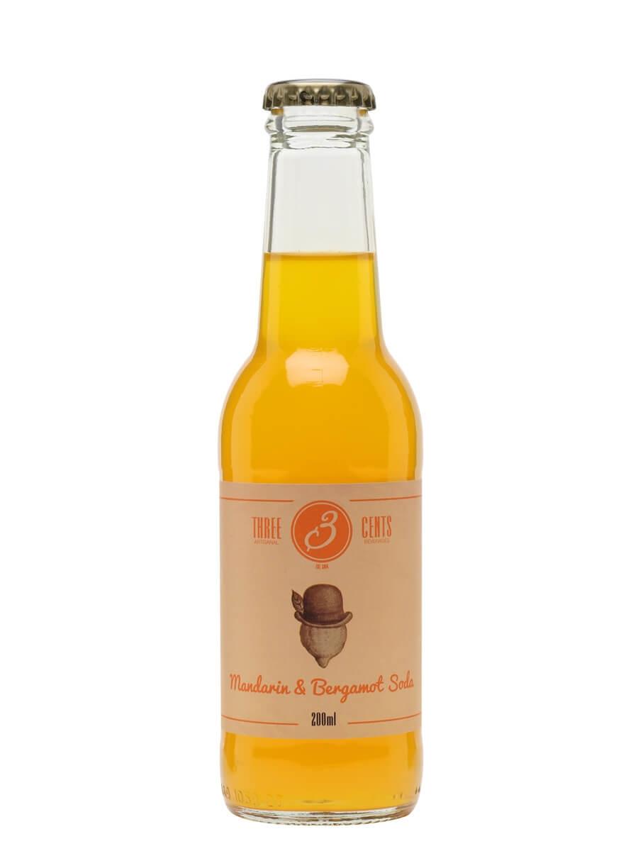 Three Cents Gentleman\'s Soda - Single Bottle : The Whisky Exchange