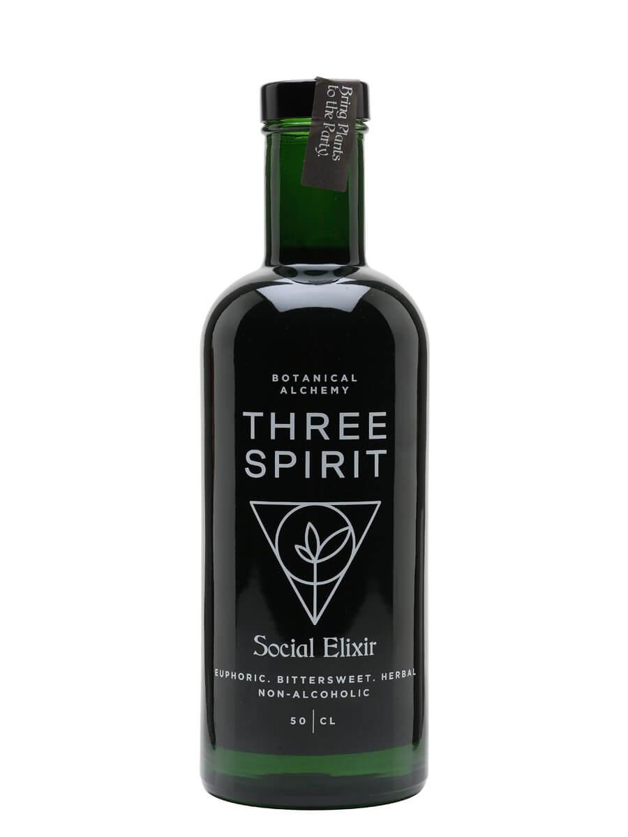Three Spirit Social Elixir / Non-Alcoholic Aperitif