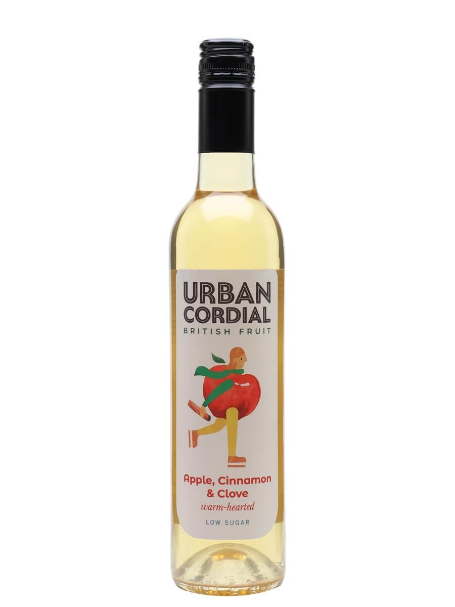 Urban Cordial Apple Cinnamon and Clove Cordial / Half Litre