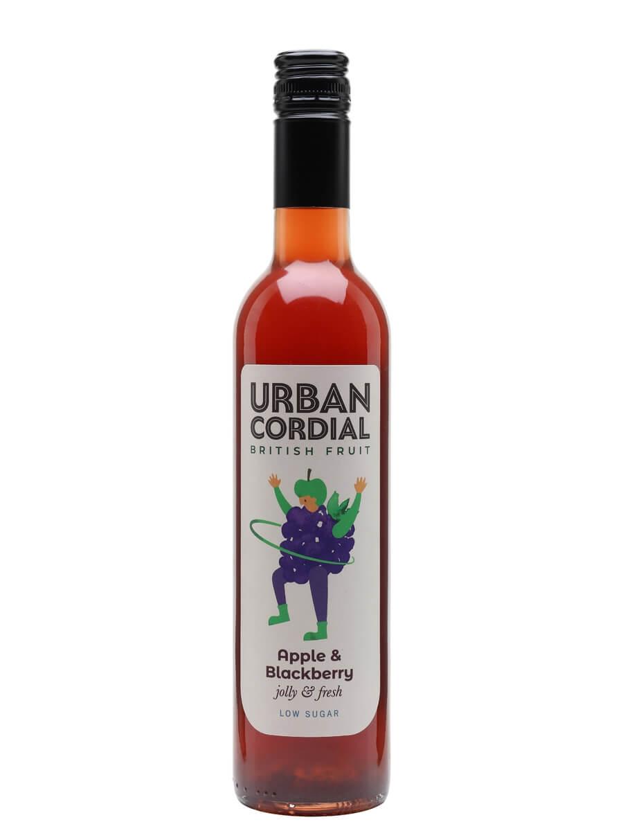 Urban Cordial Apple and Blackberry / Half Litre