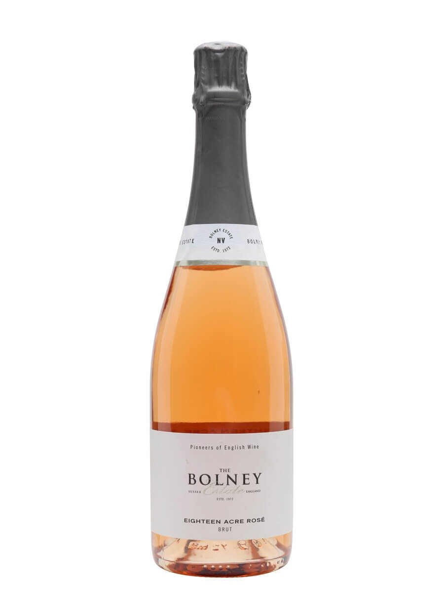 Bolney Eighteen Acre Rose Sparkling Wine The Whisky Exchange