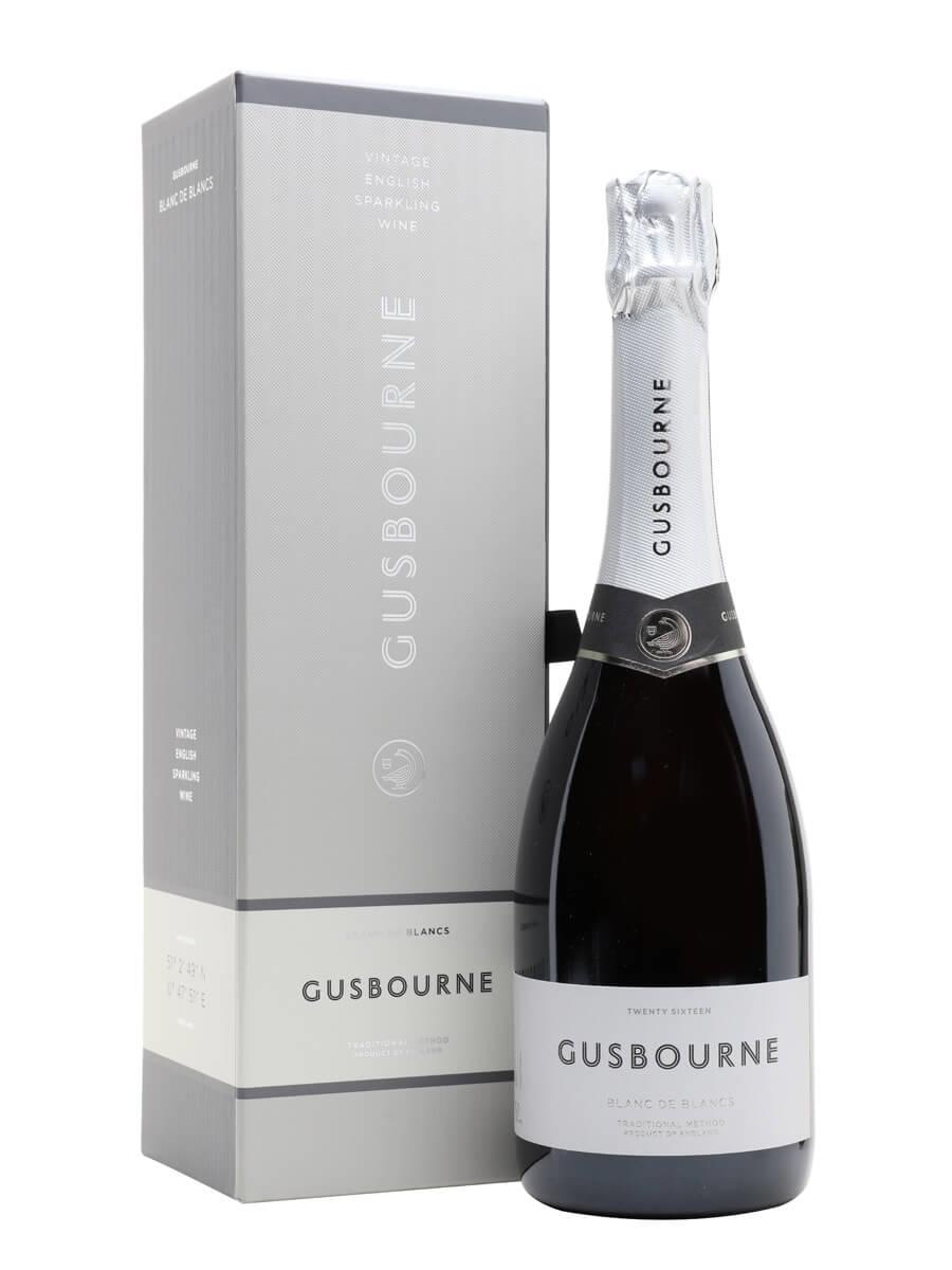Gusbourne Blanc De Blancs 2016 / Gift Box