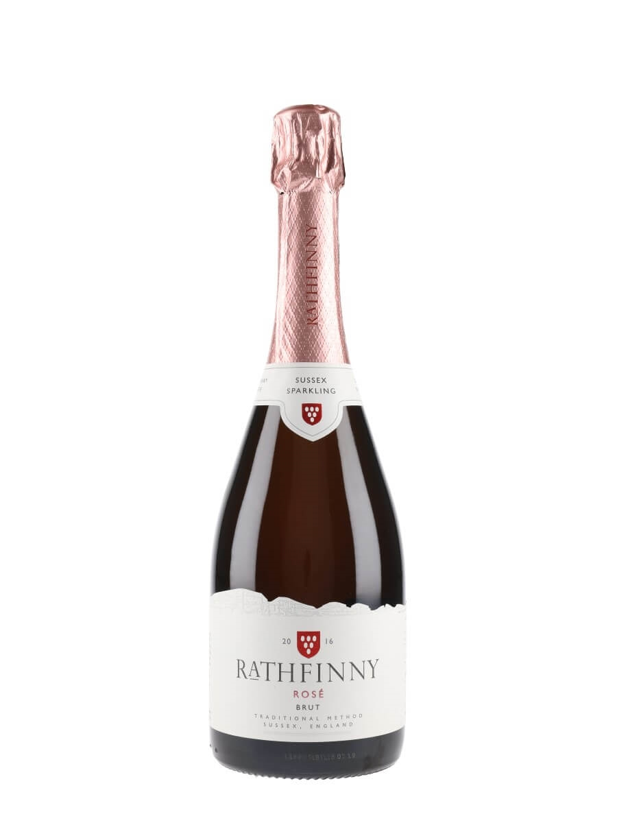 Rathfinny Estate Sparkling Rose 2016