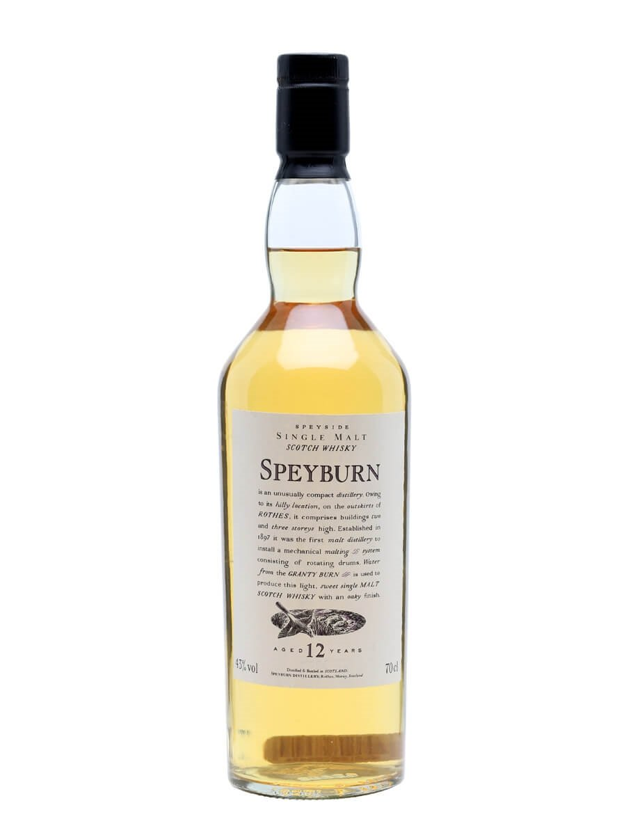Speyburn 15 Year Old: Flora & Fauna Scotch Whisky : The