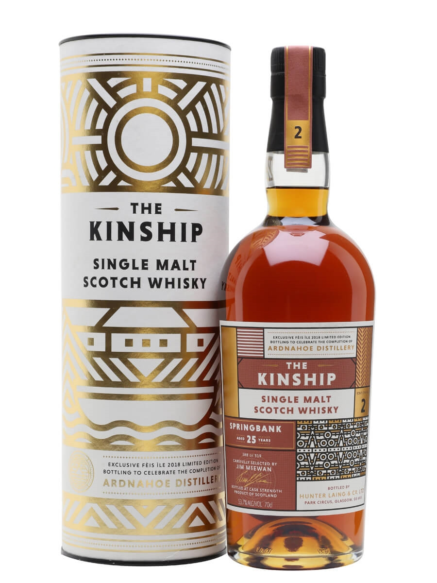 Springbank 1993 / 25 Year Old / Sherry Cask / The Kinship