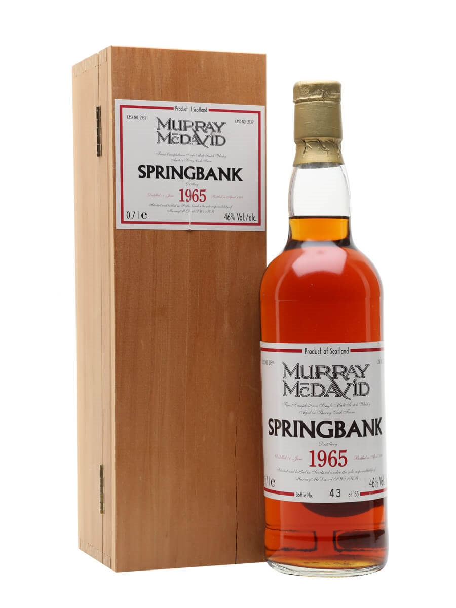 Springbank 1965 / Sherry Cask #2139