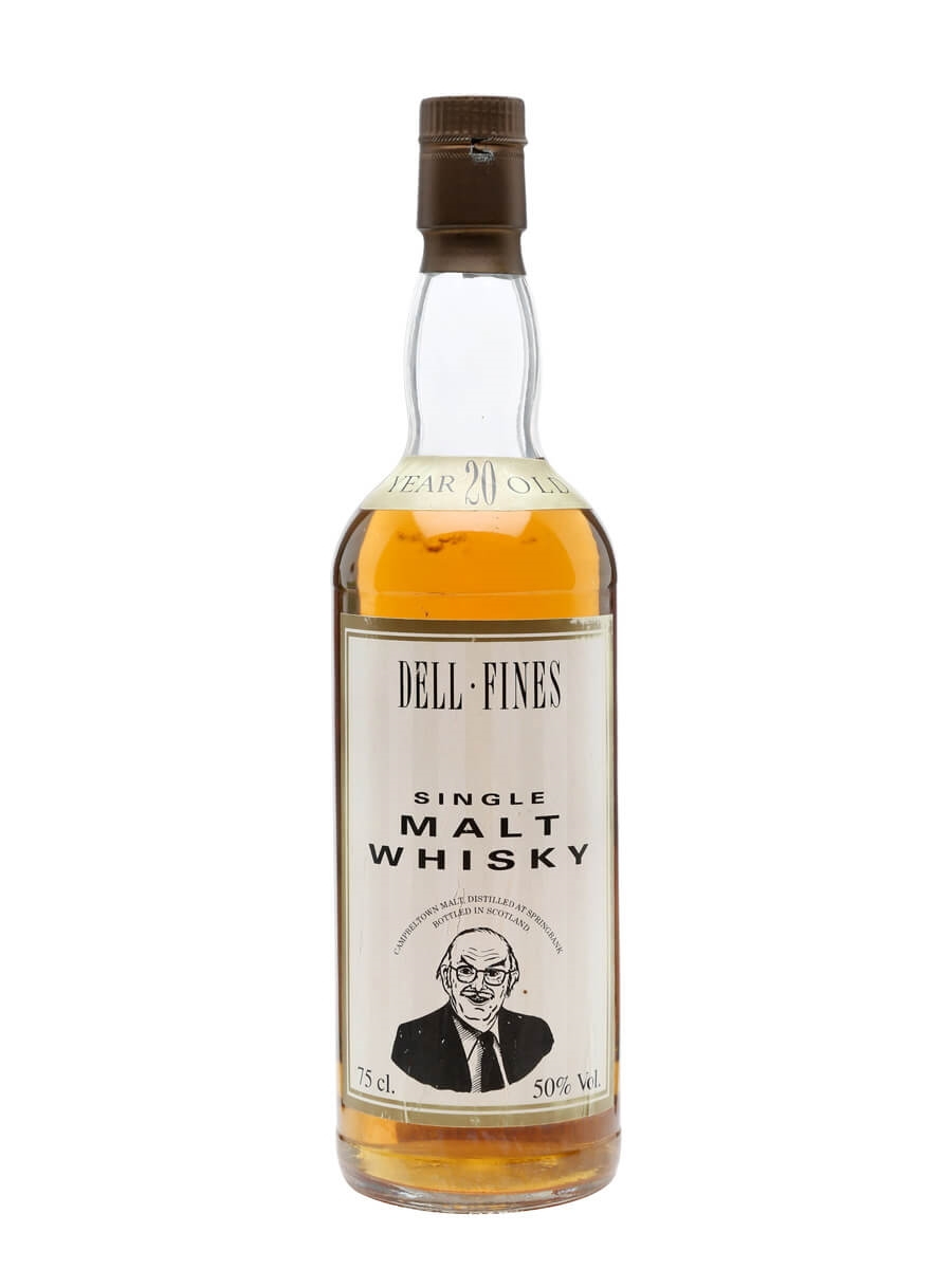 Springbank 20 Year Old / Dell Fines / Bot.1980s
