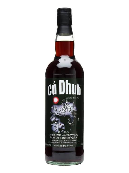 Cu Dhub / Black Whisky