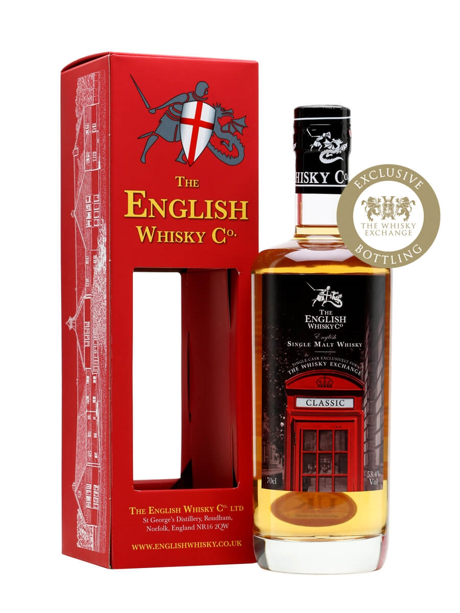 English Whisky Co Classic Twe Exclusive The Whisky