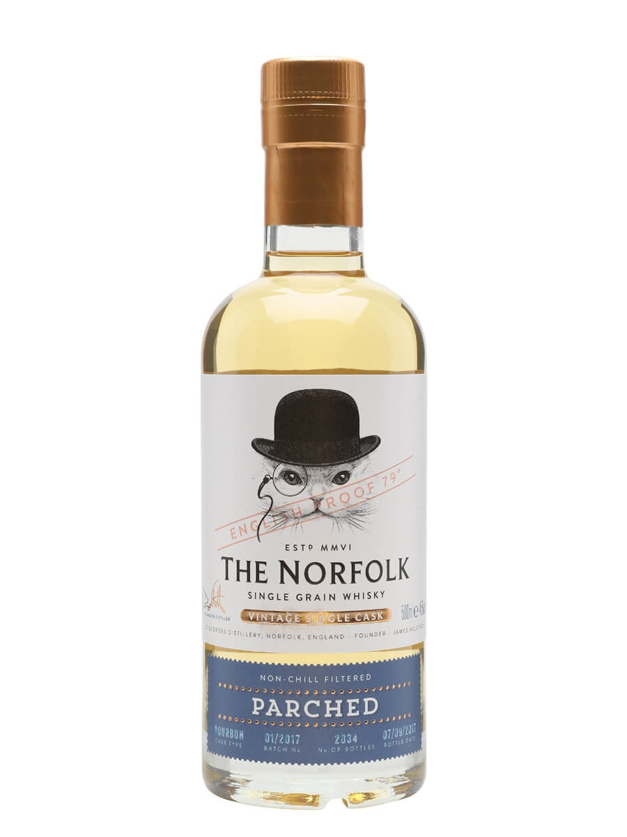 The Norfolk Parched Single Grain