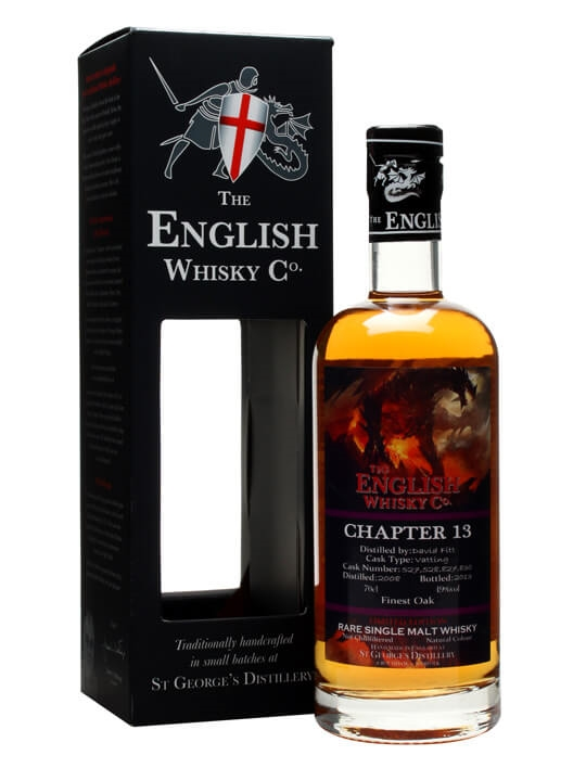 English Whisky Co. Chapter 13 / First Release