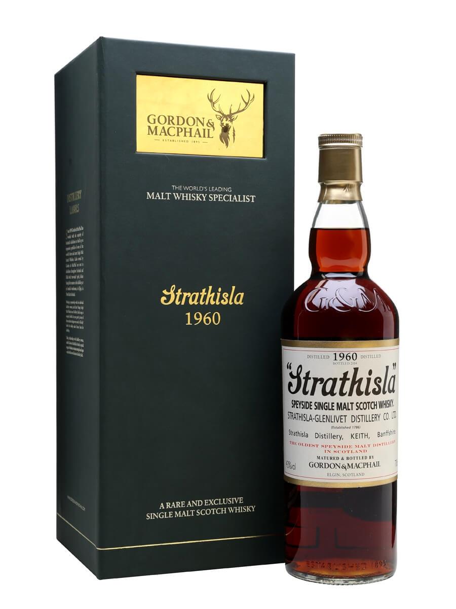 Strathisla 1960 / 53 Year Old / Sherry Cask / Gordon & Macphail