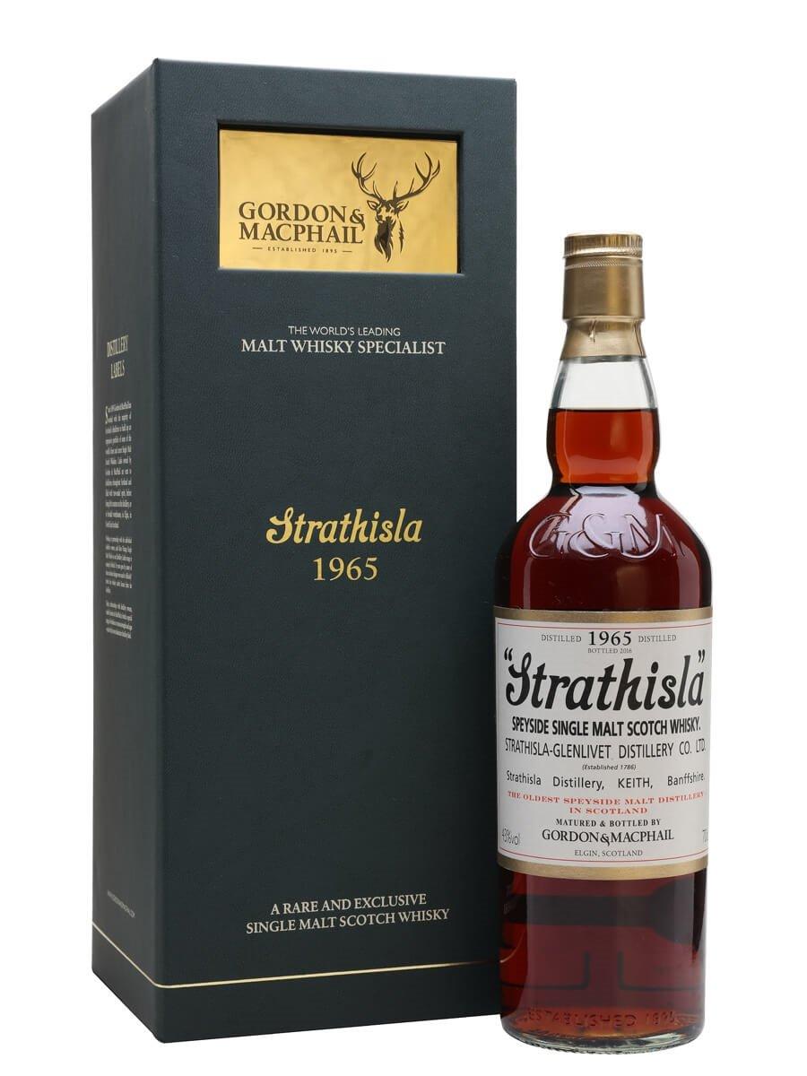 Strathisla 1965 / 50 Year Old / Sherry Cask / Gordon & Macphail