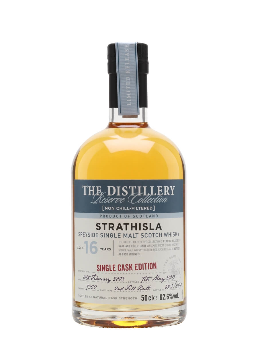 Strathisla 2003 / 16 Year Old / Distillery Edition