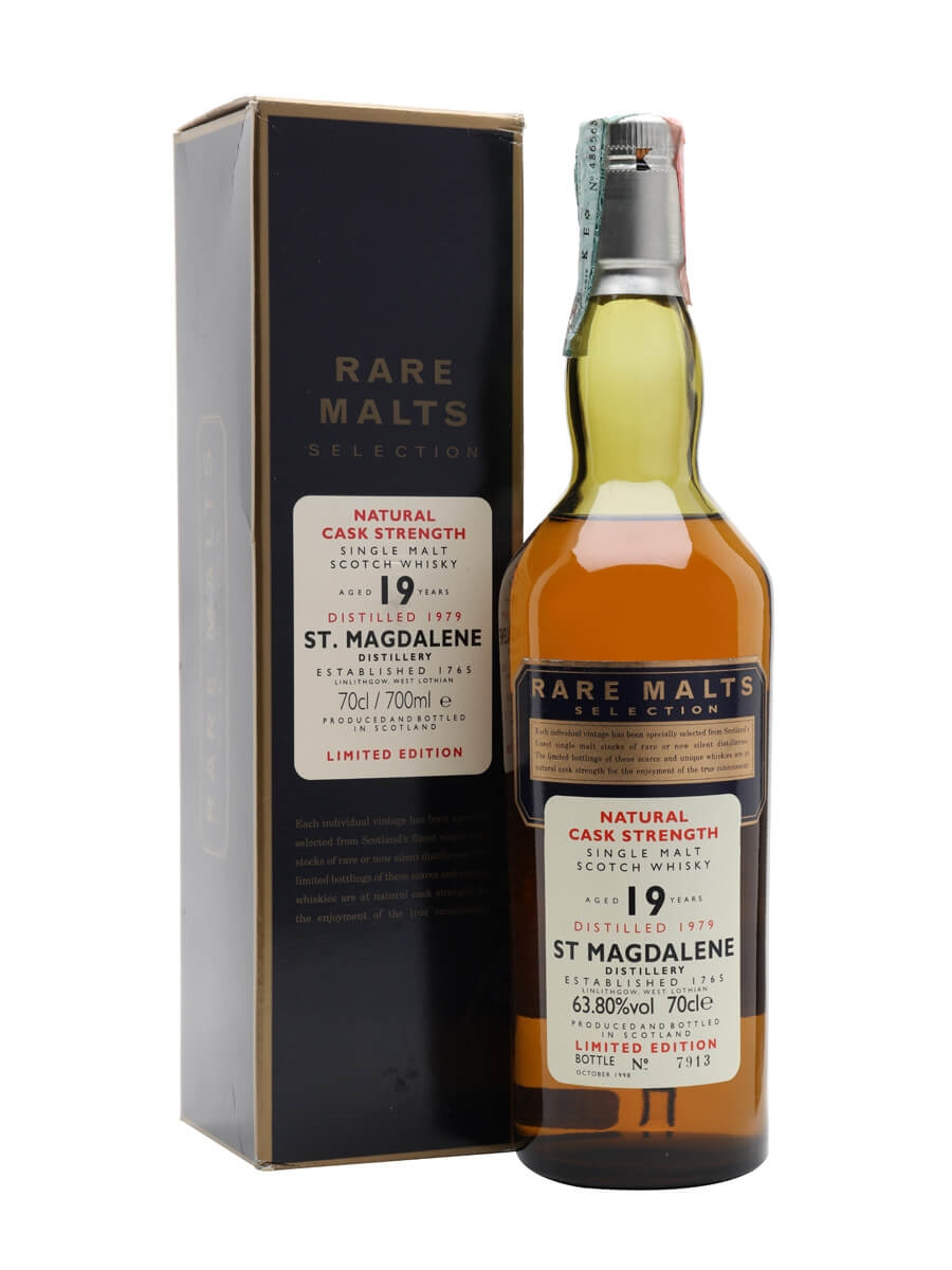 St Magdalene 1979 / 19 Year Old / Rare Malts