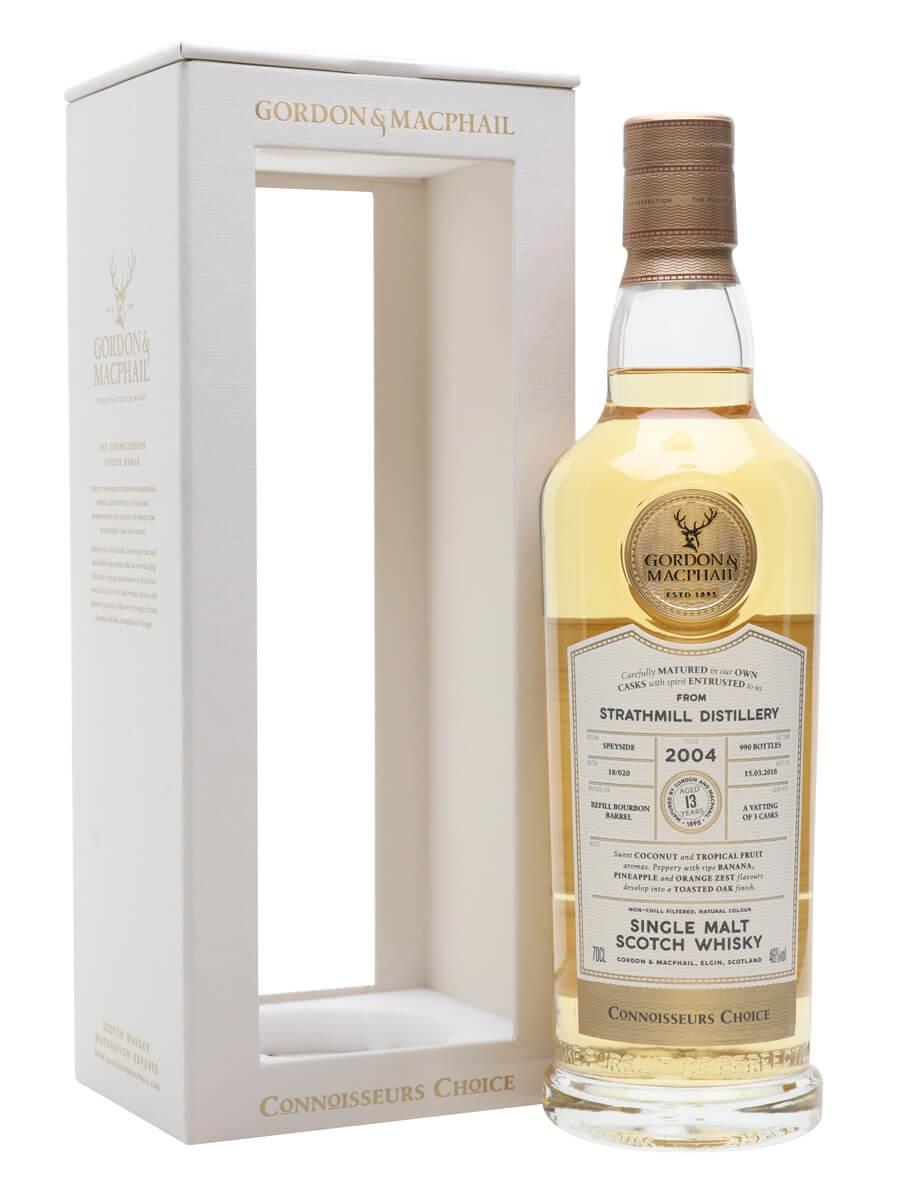 Strathmill 2004 / 13 Year Old / Connoisseurs Choice