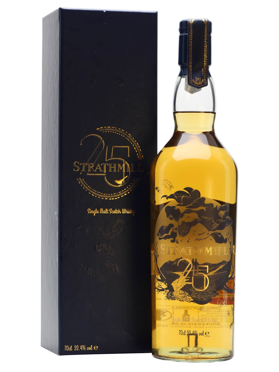 Strathmill 25 Year Old / Special Releases 2014