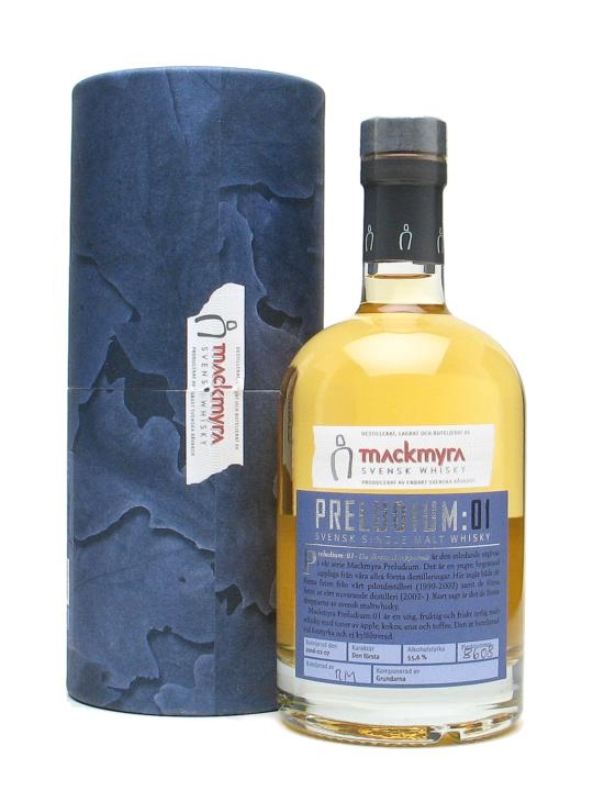 Mackmyra Preludium:01