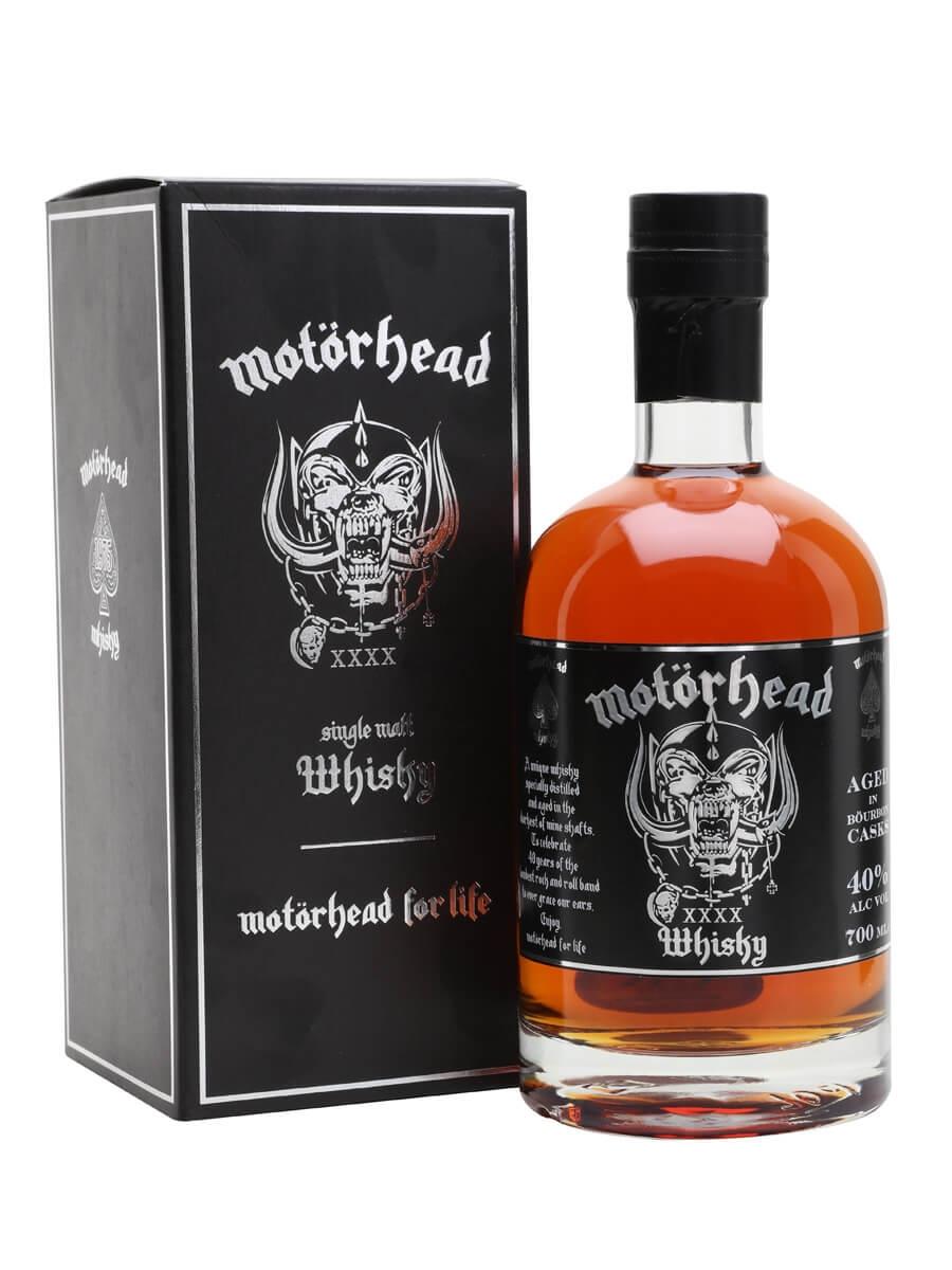 Motorhead Single Malt Whisky / Mackmyra