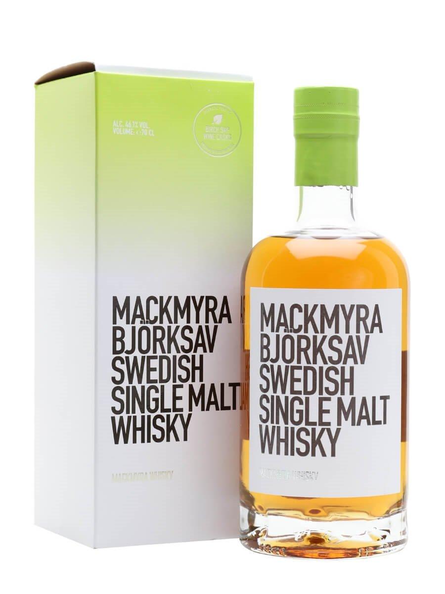 Mackmyra Bjorksav Single Malt