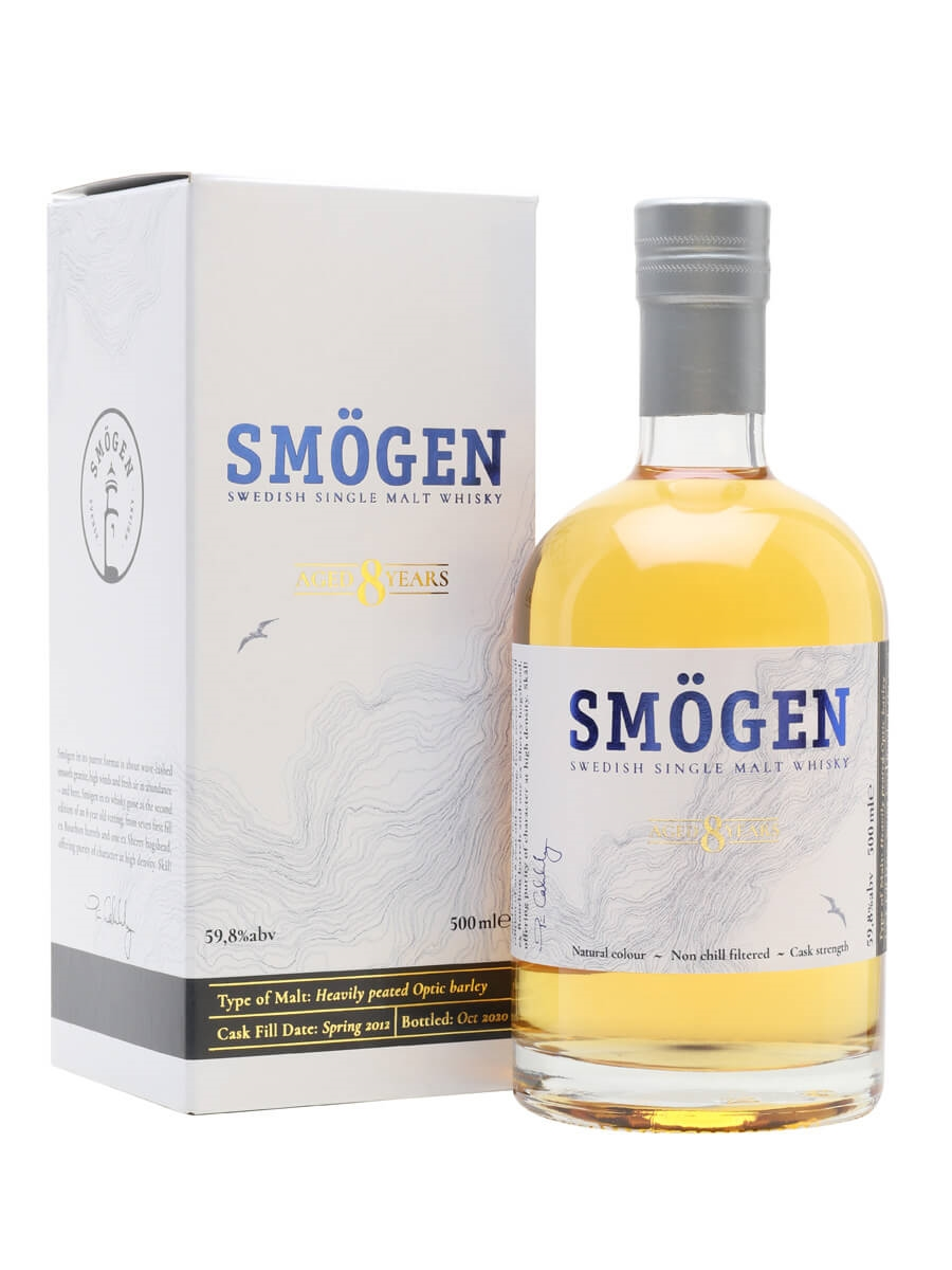 Smogen 2012 / 8 Year Old / Batch 2