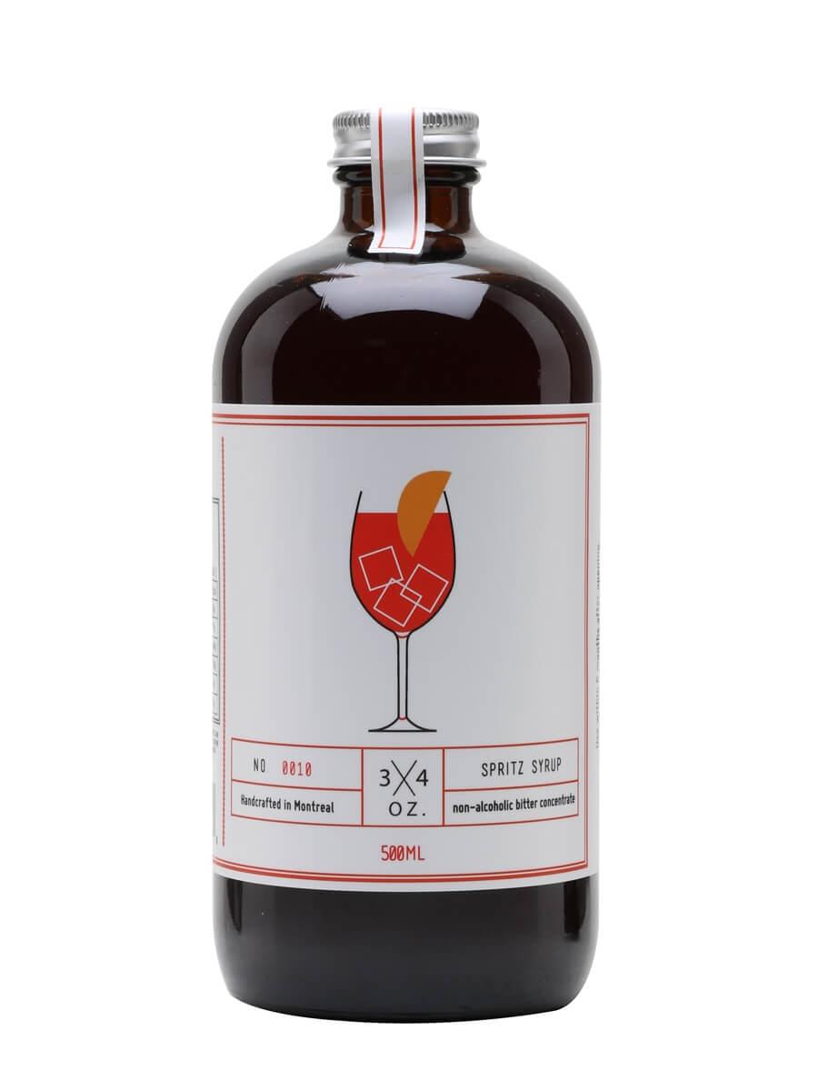 3-4 Oz Spritz Syrup