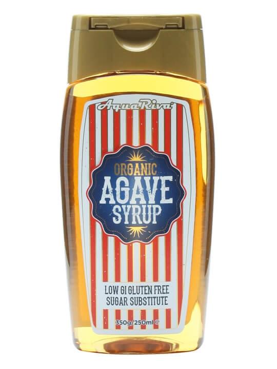 AquaRiva Organic Agave Syrup / 350g (25cl)