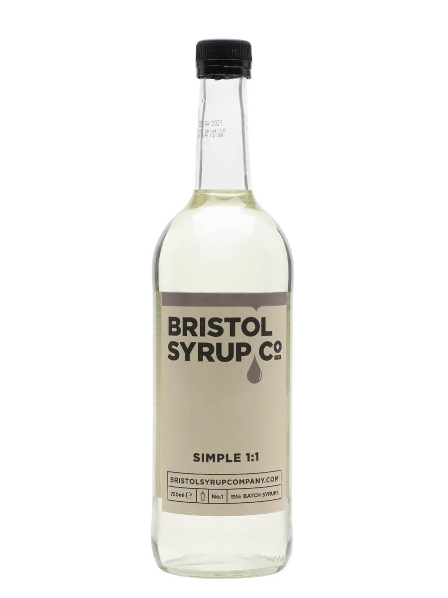 Bristol Syrup Simple 1:1