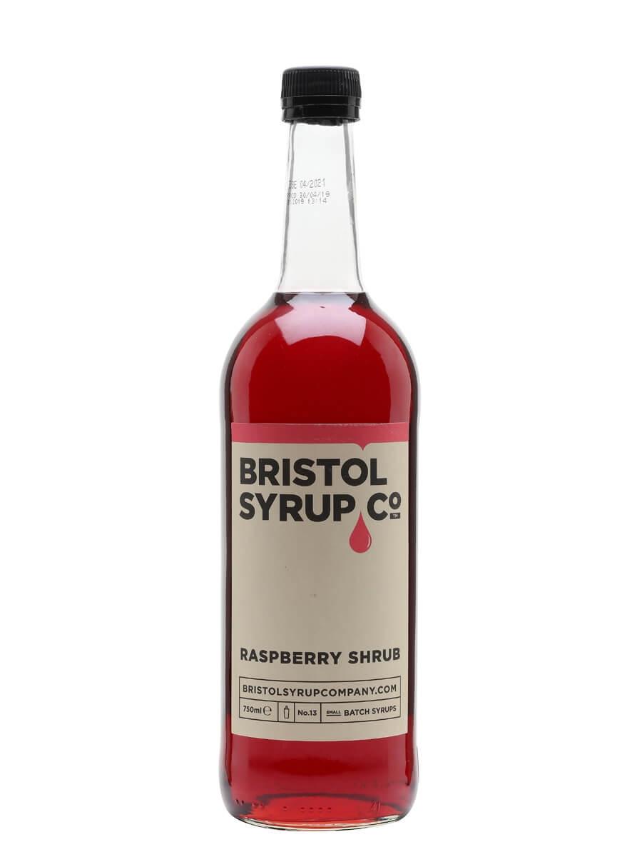 Bristol Syrup Raspberry Shrub