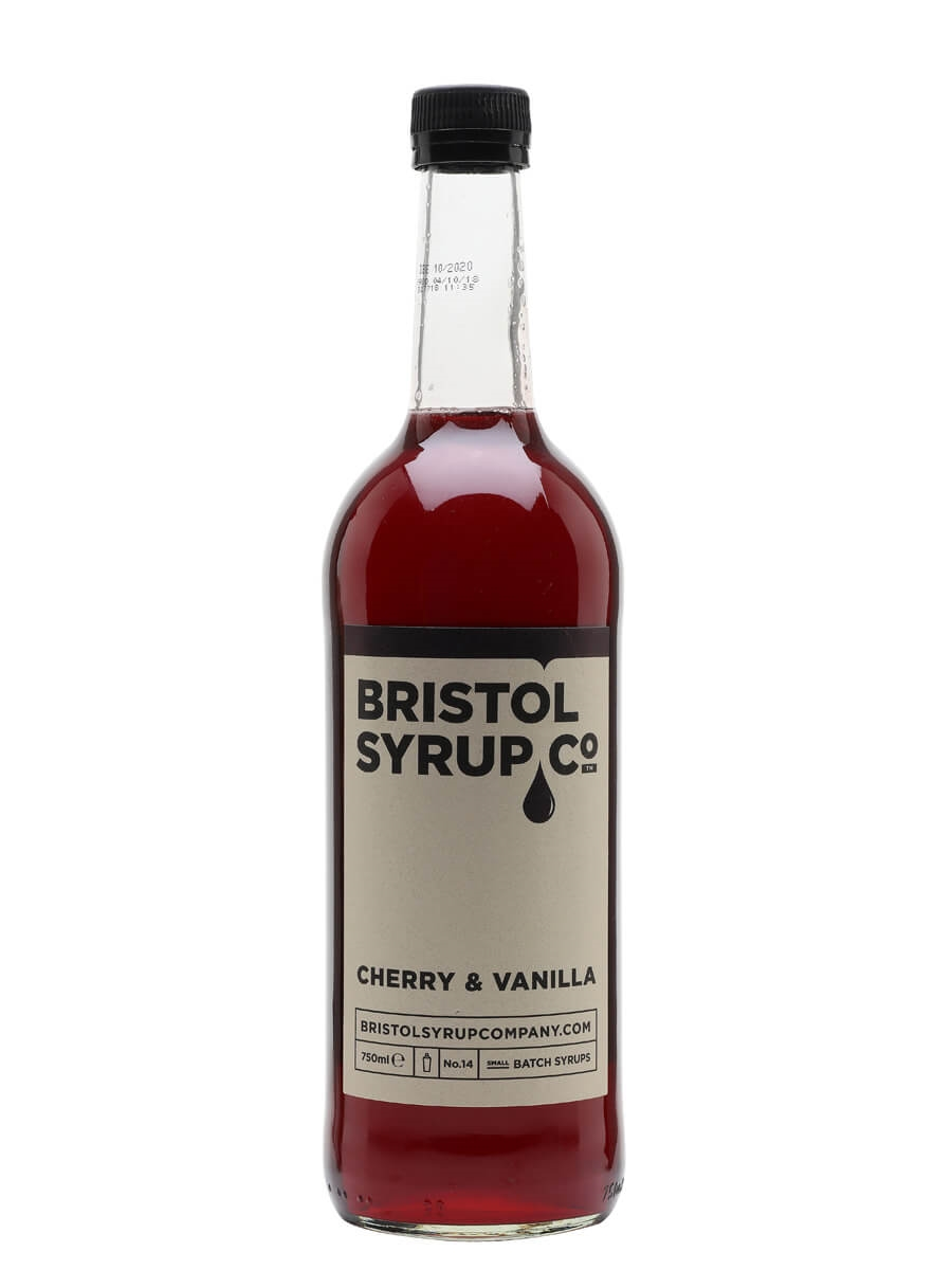 Bristol Syrup Cherry & Vanilla
