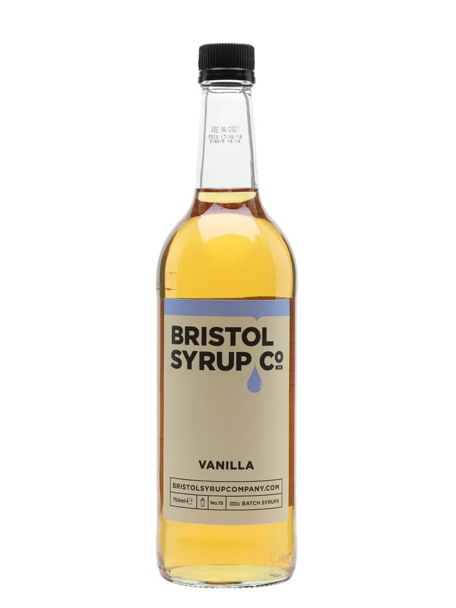 Bristol Syrup Vanilla