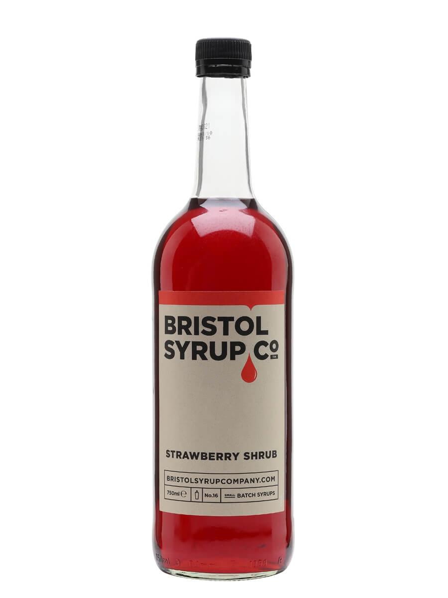 Bristol Syrup Strawberry Shrub