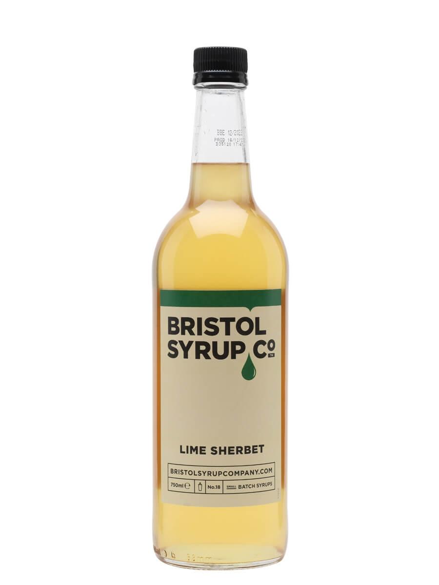 Bristol Syrup Lime Sherbet