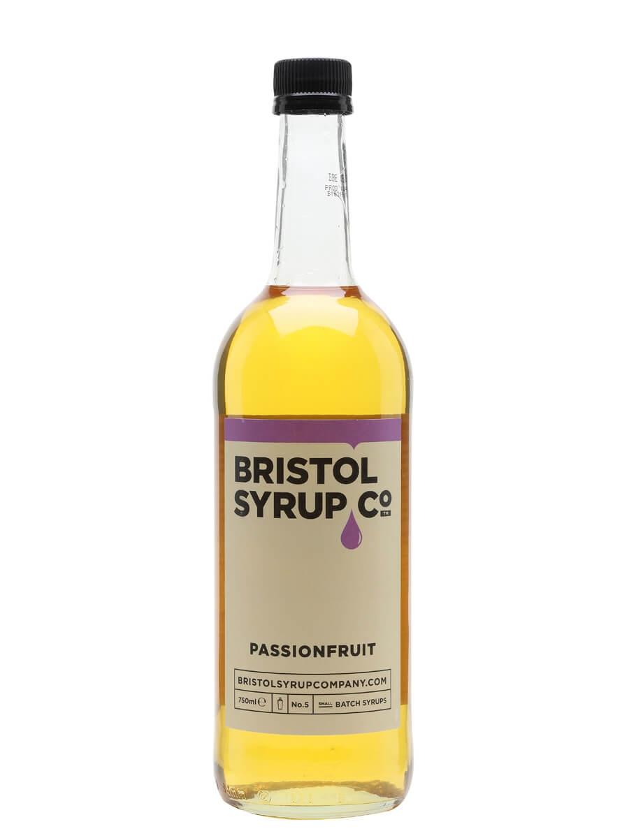 Bristol Syrup Passionfruit