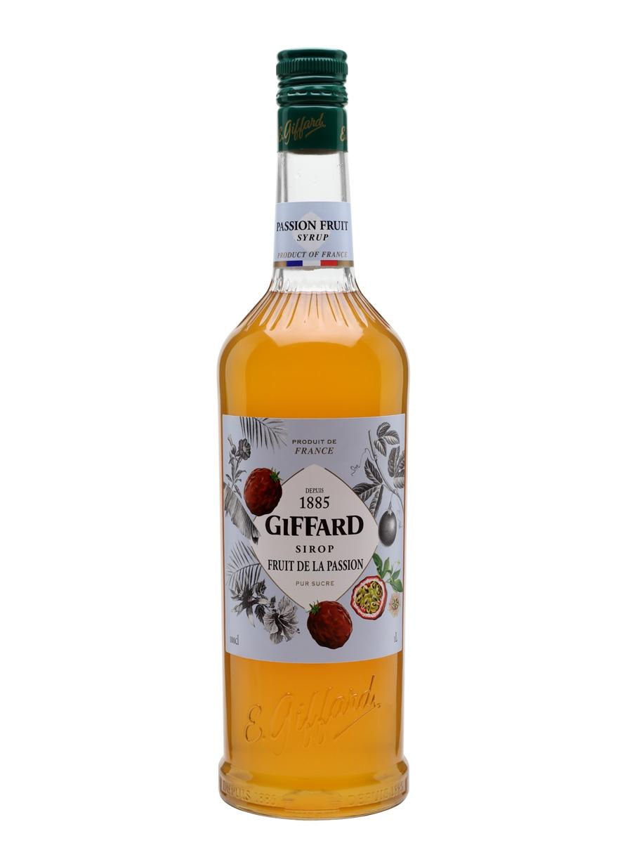 Giffard Fruit de la Passion (Passionfruit) Syrup
