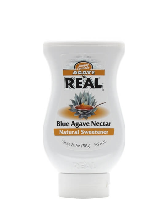 Re'al Blue Agave Nectar Natural Syrup