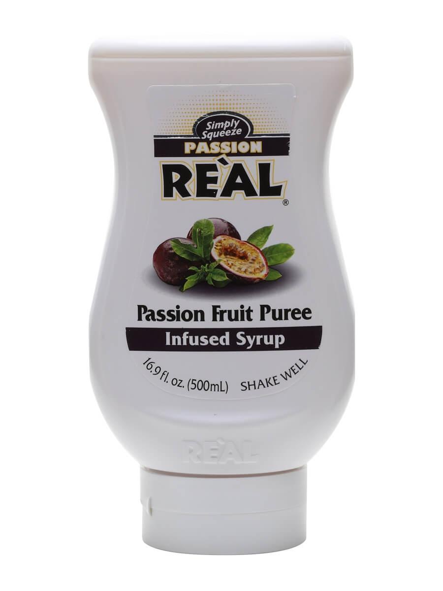 Re'al Passion Fruit Syrup
