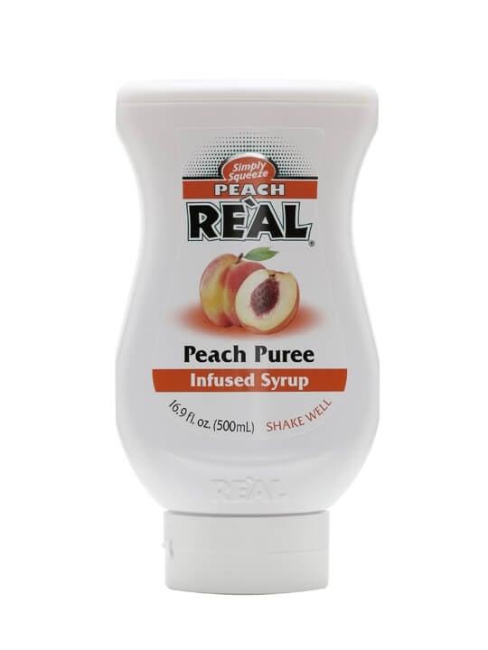 Re'al Peach Puree Infused Syrup