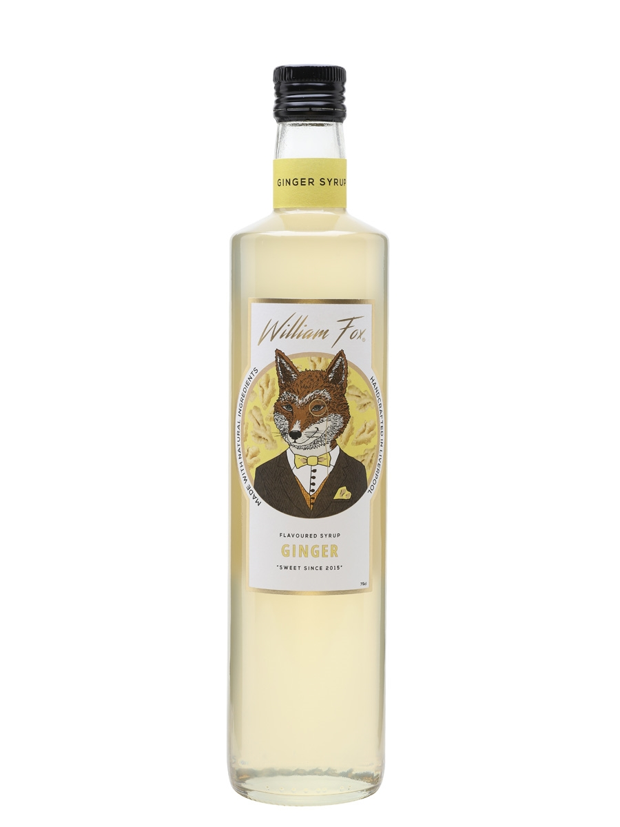 William Fox Ginger Syrup