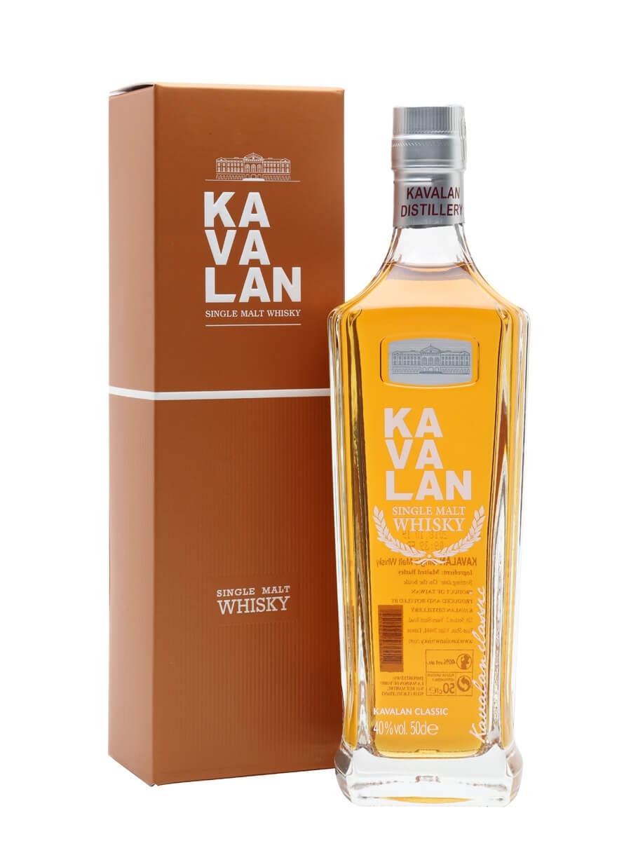 Kavalan Classic Single Malt / Half Litre