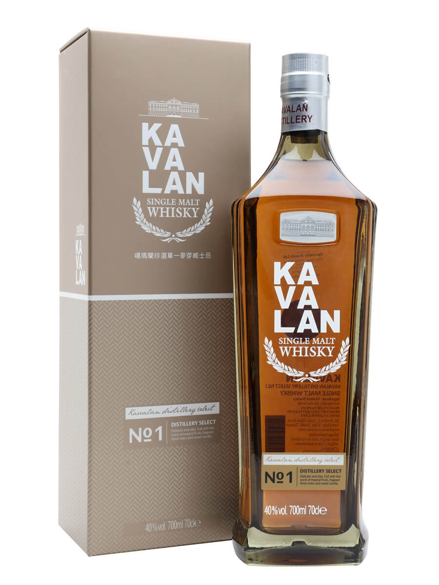 Kavalan Distillery Select No.1