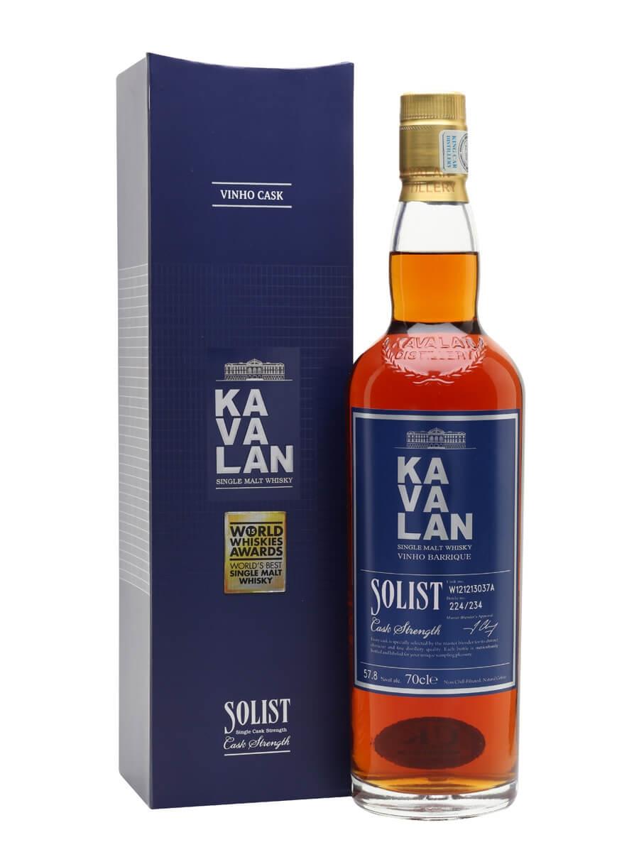 Kavalan Solist Vinho Cask #037A (2012)