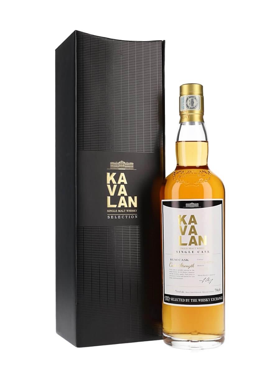 Kavalan 2011 Rum Cask / 7 Year Old / TWE Exclusive