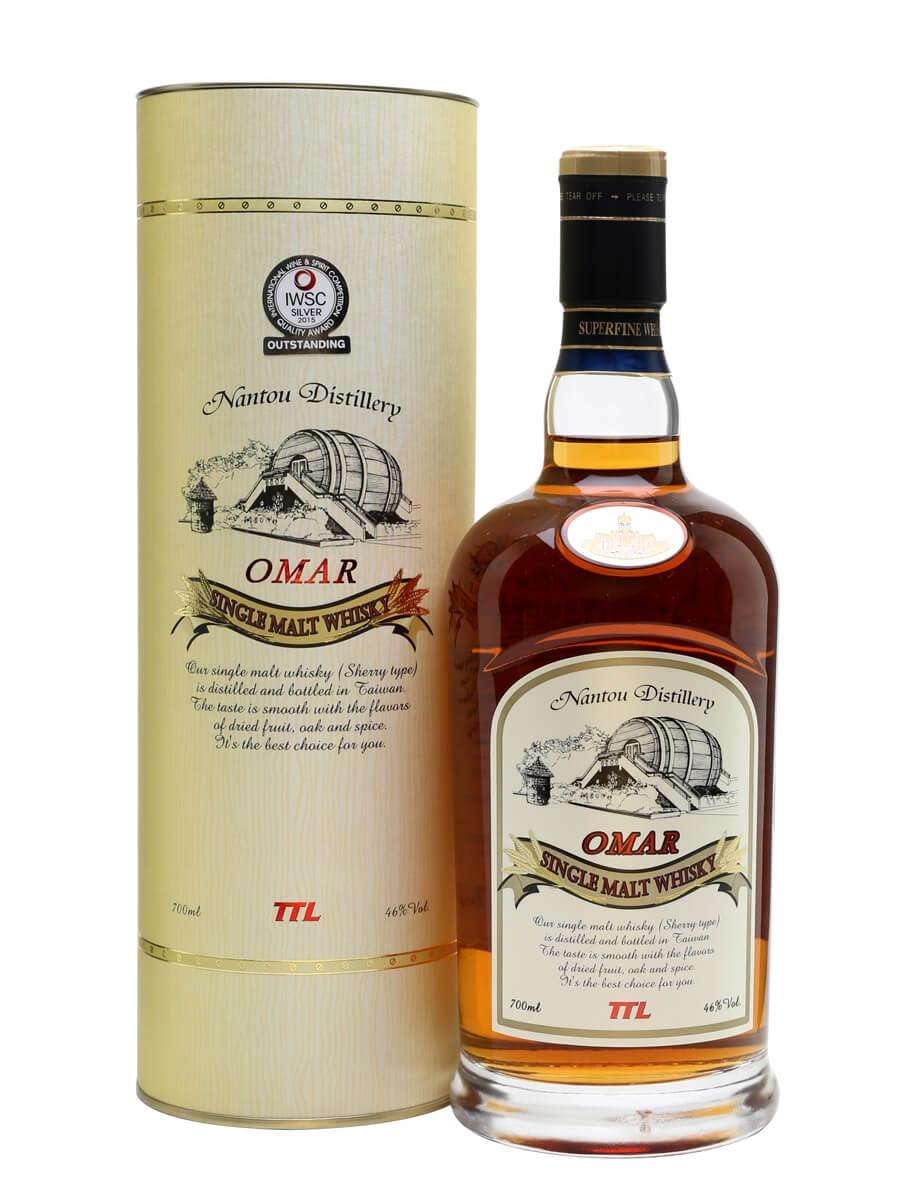 Omar Sherry Single Malt : The Whisky Exchange