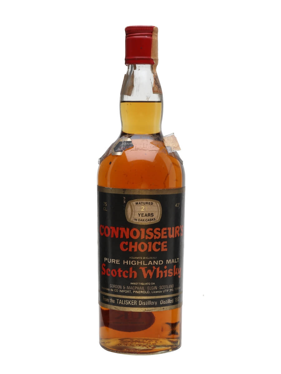 Talisker 1951 / 21 Year Old / Connoisseurs Choice