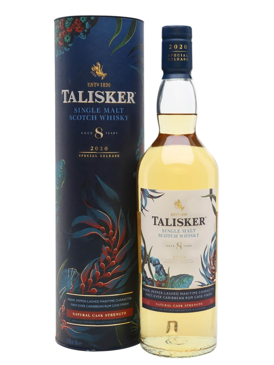 Talisker 2011 / 8 Year Old / Rum Finish / Special Releases 2020