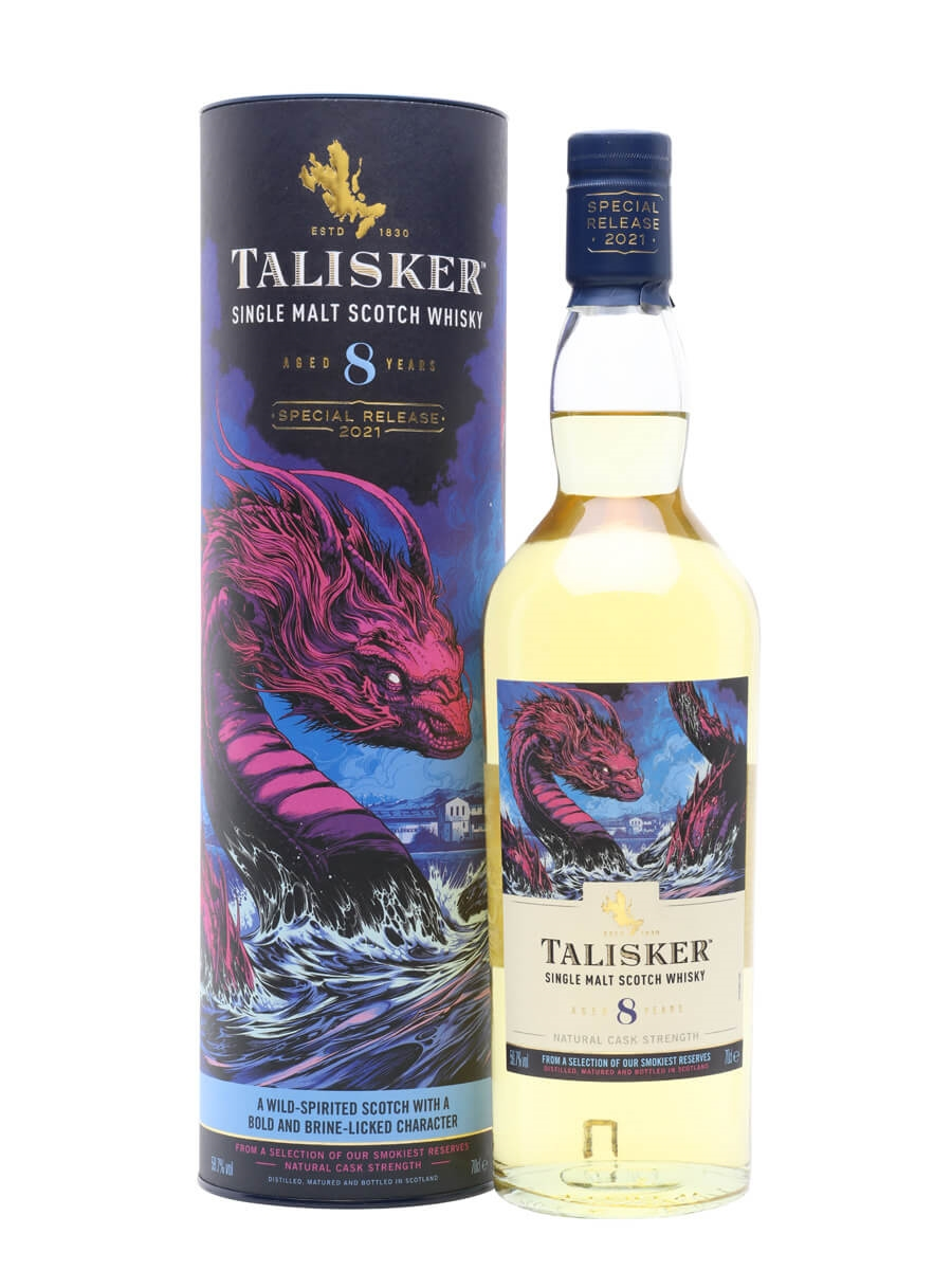 Talisker 2012 / 8 Year Old / Special Releases 2021