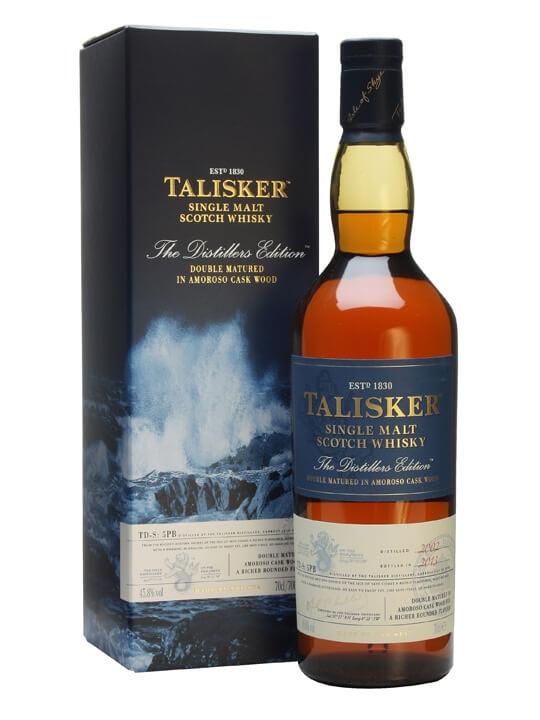 Talisker 2002 / Distillers Edition